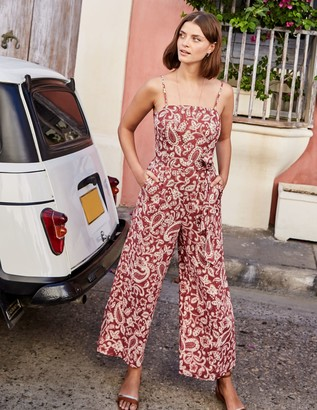 Colette Linen Jumpsuit