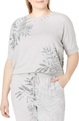 Skinnygirl Women's Cookie Love Dolman Sleeve Pullover Sweatshirt