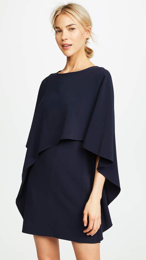 Halston Draped Dress