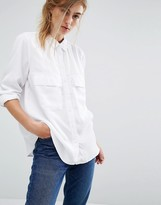 NATIVE YOUTH Tencel Utility Shirt