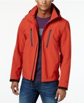 MICHAEL Michael Kors Big & Tall Removable Hooded Soft-Shell Jacket