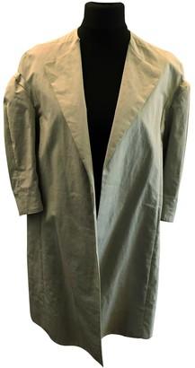 Marni Beige Trench Coat for Women
