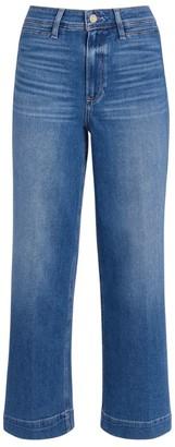 Paige Nellie Wild-Leg Jeans