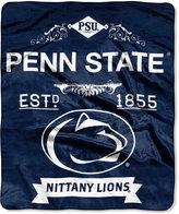 Northwest Company Penn State Nittany Lions Team Spirit Plush Throw