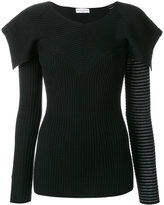 Sonia Rykiel structured sweater