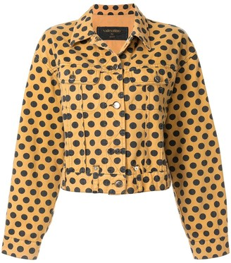 Valentino Pre-Owned Long Sleeve Coat Jacket