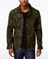 Calvin Klein Jeans Men's Floral-Print Jacket