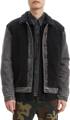 Levi's Faux Shearling Trucker Jacket