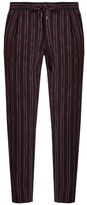 Wooyoungmi Striped tailored trousers