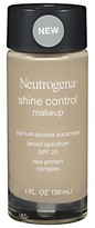Neutrogena Shine Control Liquid Makeup - 40 Nude