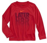 Nike Toddler Boy's Later H8R T-Shirt