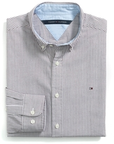 Tommy Hilfiger Classic Fit Striped Oxford