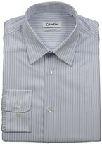 Calvin Klein Men's Regular Fit Stripe Shirt