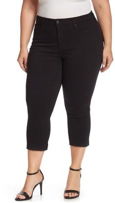 NYDJ Released Hem Capri Jeans (Plus Size)