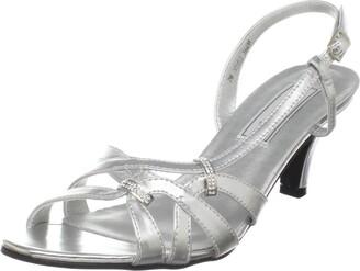 Touch Ups Women's Donetta Manmade Slingback Sandal