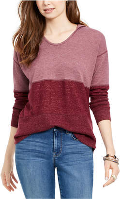 Style&Co. Style & Co Colorblocked Hoodie