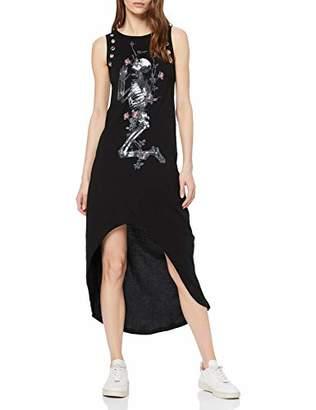 Religion Women's Young Dress Round Collar Sleeveless Dress,12 (Manufacturer Size:12)