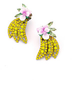 Elizabeth Cole Gone Bananas! Earrings