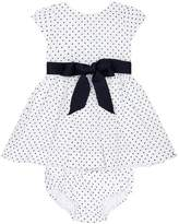 Polo Ralph Lauren Polka Dot Dress and Bloomers