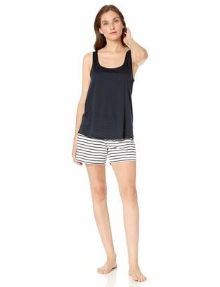 Hanro Women's Laura Short Pajama Set