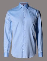 Autograph Supima® Cotton Tailored Fit Shirt