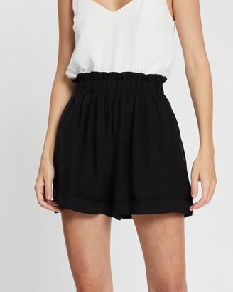 Aere Linen Shorts