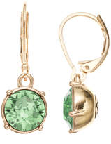 Dana Buchman Circle Drop Earrings