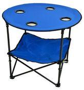 Picnic at Ascot Travel Folding Picnic Table in Royal Blue