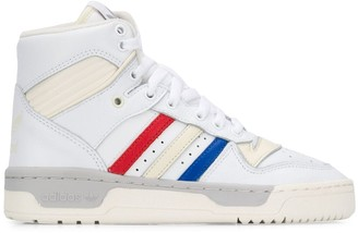 adidas Rivalry high-top sneakers