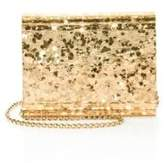 Jimmy Choo Candy Metallic Mini Paillette Acrylic Clutch