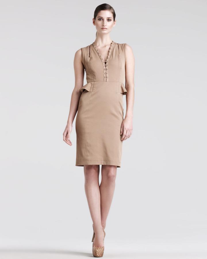 Altuzarra Topi Safari Dress