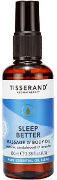 Tisserand Aromatherapy U.K. Aromatherapy Sleep Better Body Oil 100ml