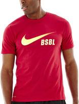 Nike Baseball Swoosh Tee
