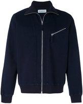 Universal Works - zip cardigan - men - Cotton/Polyamide/Spandex/Elastane - M