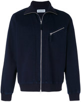 Universal Works zip cardigan - men - Cotton/Polyamide/Spandex/Elastane - S
