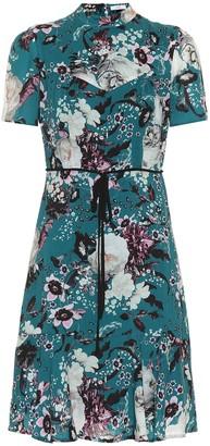 Erdem Anne floral minidress