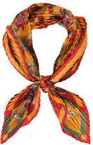 Hermes Fantaisies Indiennes Silk Scarf
