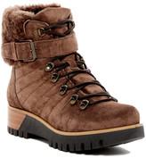 Manas Design Genuine Sheepskin Lined Boot