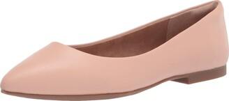 Amazon Essentials Women's Pointed Toe Flat Ballet