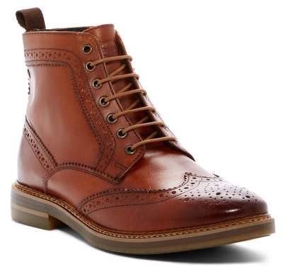 d3691722be3 Hurst Wingtip Leather Boot
