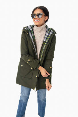 Barbour Sage Icons Durham Jacket