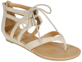 City Classified Light Taupe Melanie Sandal