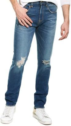 R 13 Boy Baylis Slim Straight Leg Jean