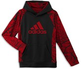 adidas Boys' Crackle Logo Hoodie - Sizes S-XL