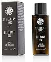 Gentlemen's Tonic Babassu And Bergamot Pre Shave Oil - 50ml/1.75oz