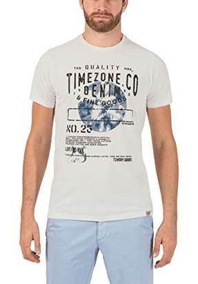 Timezone Men's Denim & Fine Goods T-Shirt,Medium