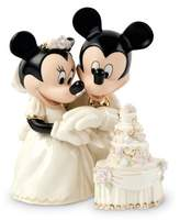 Lenox Minnie's Dream Wedding Cake Figurine