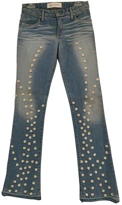 Paper Denim & Cloth Blue Denim - Jeans Jeans for Women Vintage