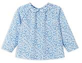 Jacadi Girls' Floral Liberty Print Blouse - Baby