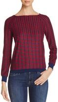 Armani Collezioni Striped Sweater